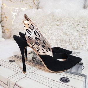 Sophia Webster Angelo Wing Slingback Pump